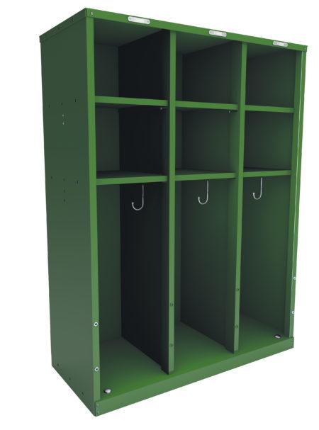 Illinois Cube locker space